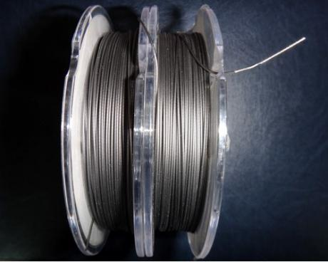Electric reel dedicated Carbon steel wire